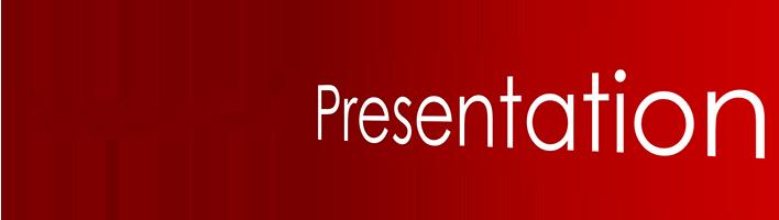 Power of Presentation